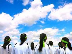 中学生 運動会