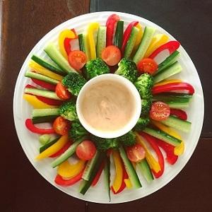 野菜スティック ディップソース