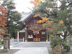 西野神社 札幌