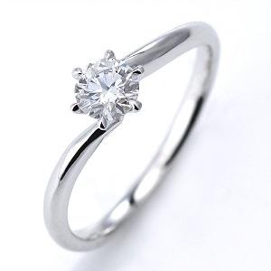 ソリティア 指輪
