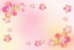 桜 柄 フレーム