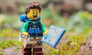 レゴ 登山家