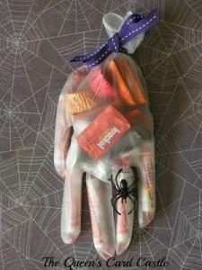 使い捨て手袋 お菓子