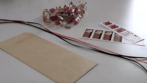 封筒 キャンディ