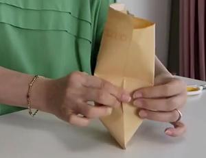 封筒 三角形