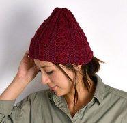 ハイランド2000 女性 ニット帽