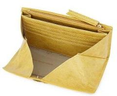 BOXタイプ 長財布