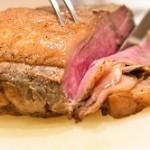 華やか!ローストビーフのおしゃれで美味しそうな盛り付け方法!