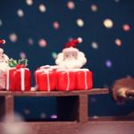 クリスマス サンタクロース プレゼント