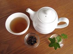 煎茶 くき茶 焙煎