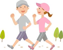運動 散歩