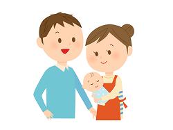 赤ちゃん 夫婦