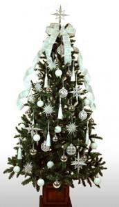 クリスマスツリー エレガント