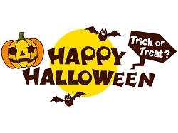 HAPPY HALLOWEEN かぼちゃ
