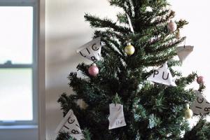 ドラジェ クリスマスツリー