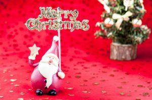メリークリスマス サンタクロース
