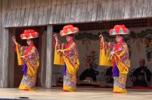 首里城祭 琉球舞踊