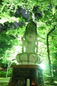 増上寺 聖観世音菩薩像
