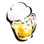 ビール 忘年会