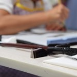 書き初めの言葉。中学生におすすめの四字熟語や文字をご紹介!