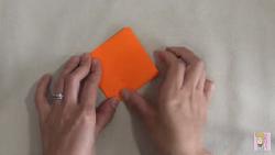 折り紙 四角