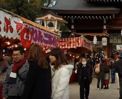 湊川神社 屋台