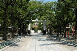 湊川神社 初詣