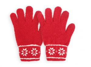 ニット素材 手袋