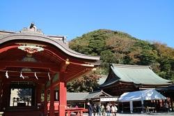 鶴岡八幡宮 神奈川県