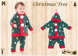 クリスマスツリー トンガリ帽子
