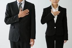 サラリーマン スーツ