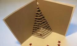 ゴールド クリスマスツリー