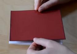 厚紙 赤 画用紙