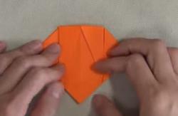 折り紙 五角形
