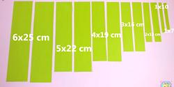 緑 画用紙