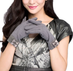 レディース スマホ手袋