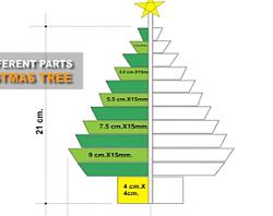 クリスマスツリー アクセント