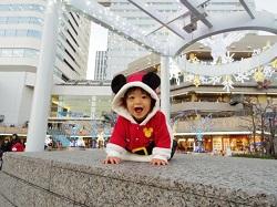 クリスマス ミッキーマウス