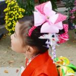 【七五三の髪飾り】簡単手作り方法!3歳・7歳に似合う髪飾りの作り方は?