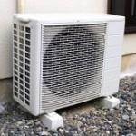 エアコン室外機 掃除