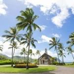 ハワイ 教会 挙式