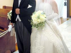 花嫁 花嫁の父