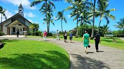 ハワイ 教会