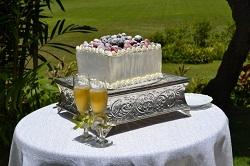 挙式 ケーキ