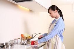 キッチン 自炊