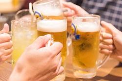 ビール 新年会