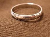 指輪 値段
