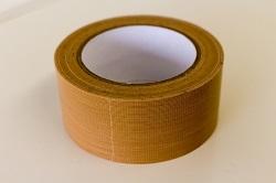 布ガムテープ 接着剤