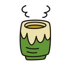 お茶 お湯呑み