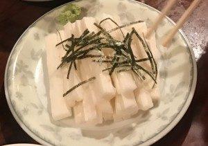 山芋 サラダ